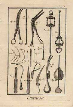 Battlefield surgical instruments