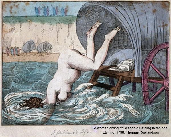 Did Ladies Swim during the Regency Era?