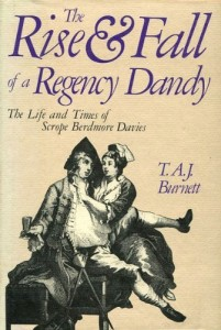 Rise and Fall of a Regency Dandy