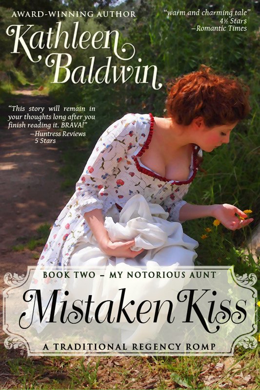 MISTAKEN KISS by Kathleen Baldwin