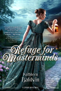 Refuge for Masterminds - Book Cover