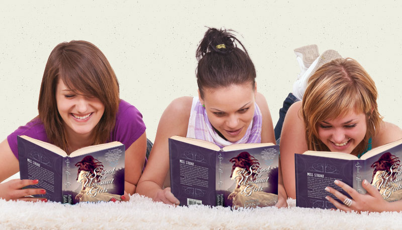 3-girls-reading-stranje-house