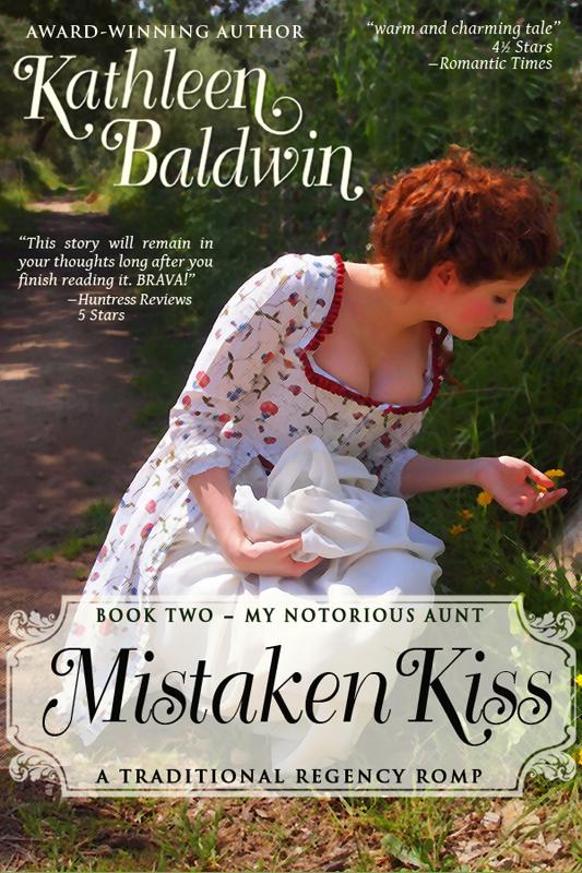 MISTAKEN KISS by Kathleen Baldwin