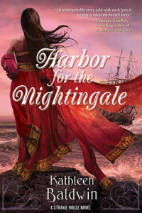Harbor for the Nightingale cover is HERE!
