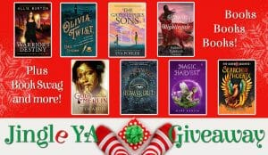 Jingle YA Multi-Author Holiday Giveaway