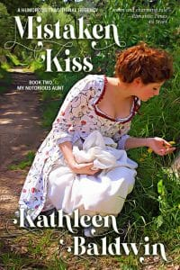 Mistaken Kiss book page